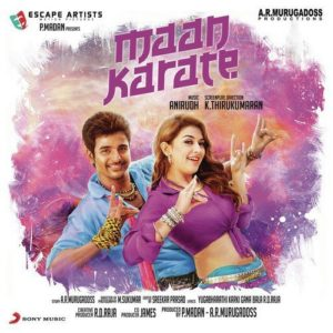 Maan Karate Songs