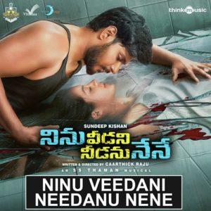 Ninu Veedani Needanu Nene Songs