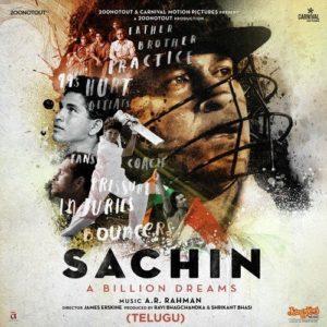 Sachin A Billion Dreams Songs