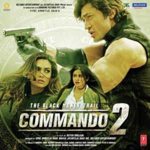 Commando 2 Songs