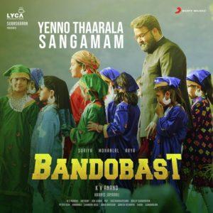 Bandobasth Songs