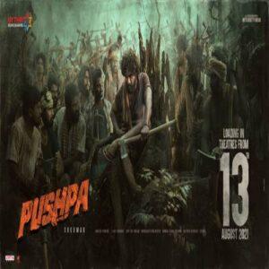 Pushpa mp3 songs