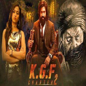 KGF 2 Mp3 Songs