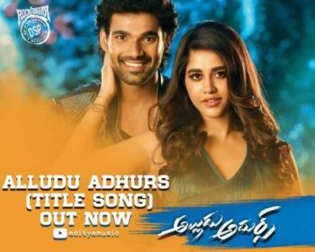 Alludu Adhurs (2021) Songs