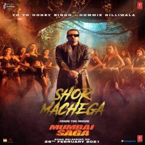 Mumbai Saga Songs